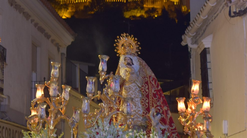 Virgen del Rosario (Almodóvar del Río)